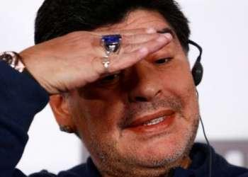 El argentino no pudo responder a una pregunta en vivo. Foto: Archivo