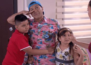 Carlitos frente a su bully
