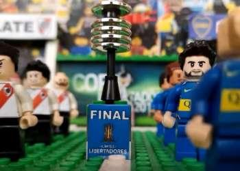 La final de la Libertadores se jugó en Madrid el pasado 9 de diciembre. Foto: Captura de pantalla