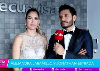 Conozca a los presentadores de Prueba de Amor - Alejandra y Jonathan
