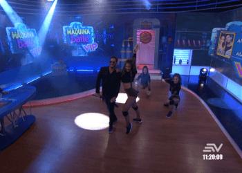 "La máquina del baile VIP: Alejandra Jaramillo y ""AUD"""