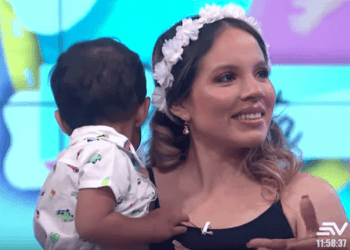La miss pancita: Saray Valdez