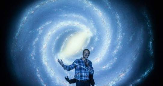 Christophe Galfard trabajó por años en la Universidad de Cambridge bajo la supervisión del gran Stephen Hawking.