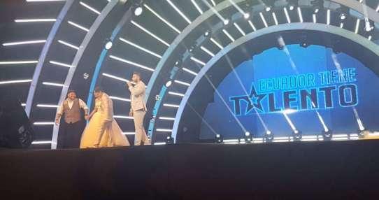 Los últimos finalistas de ETT6 fueron Danilo Sam y los hermanos Peralta.  Foto: Ecuavisa show