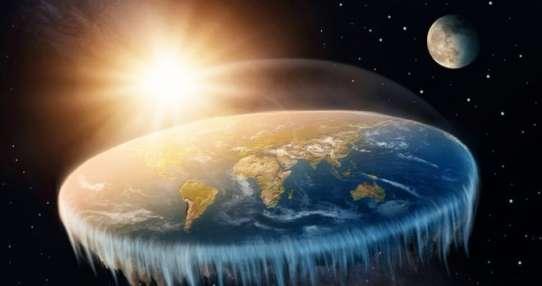 Cómo sería el mundo si la Tierra fuera realmente plana, según la ciencia.