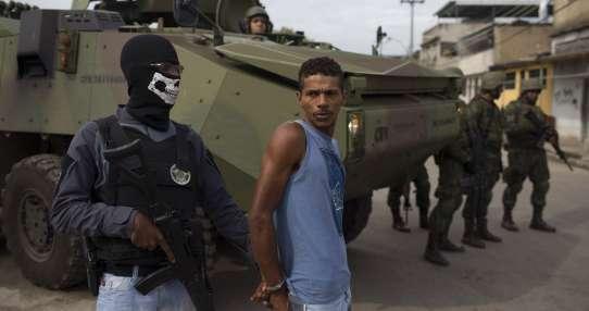 Se teme que intervención provoque una dispersión de bandas del crimen organizado. Foto: AFP