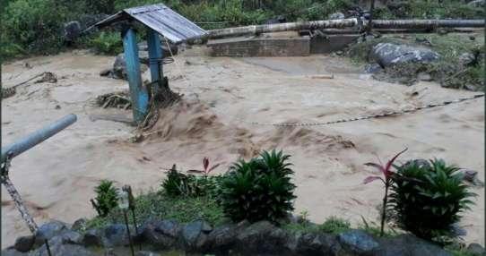 BUCAY, Ecuador.- Se ha declarado la emergencia en el cantón guayacense para solucionar el problema. Foto: Cortesía