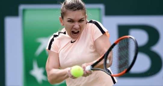 La rumana Simona Halep es semifinalista en Indian Wells y asegura su primer lugar en la WTA.