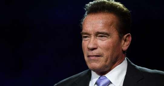 Schwarzenegger recibe alta tras cirugía cardíaca de urgencia. Foto: AFP