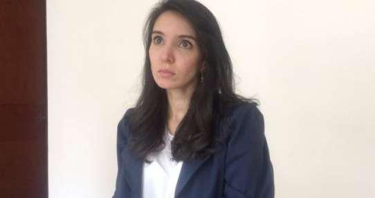 Diana López tiene 31 años, su padre murió cuando ella tenía 10.
