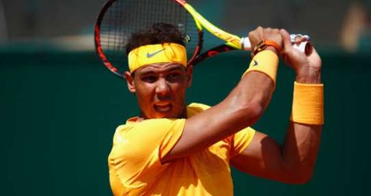 El español se ubica entre los cuatro mejores del torneo Masters 1000 de Montecarlo.