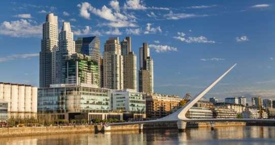 En Buenos Aires está el barrio más caro de América Latina.