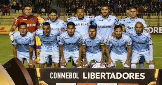 El conjunto mantense quedó eliminado en partido por sexta y última fecha. Foto: AFP.