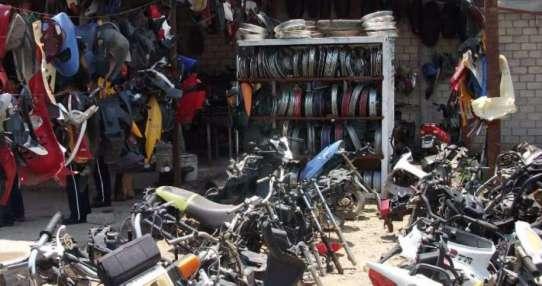 Los sospechosos serían responsables de al menos 14 robos de automotores en este año.  Foto: REFERENCIAL