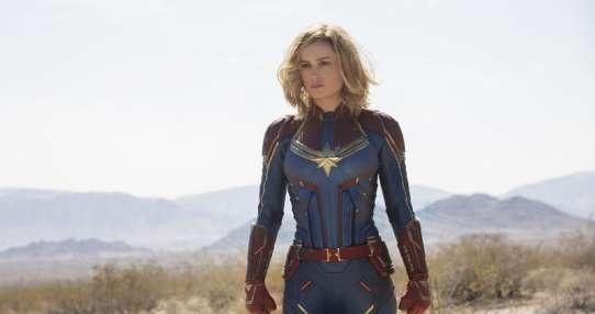 Carol Danvers obtuvo sus poderes tras un accidente donde fusiona sus genes con genes kree. Foto: Tomada de www.marvel.com