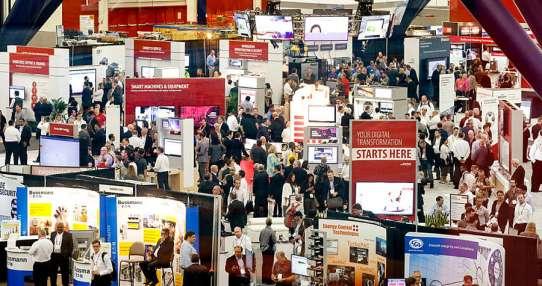 El Automation Fair 2018 se llevará a cabo este noviembre en Estados Unidos. Foto: Cortesía