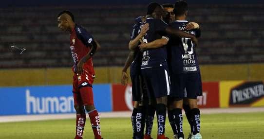 La 'chatoleí' venció 3-1 a los 'puros criollos' en el estadio Olímpico Atahualpa. Foto: API