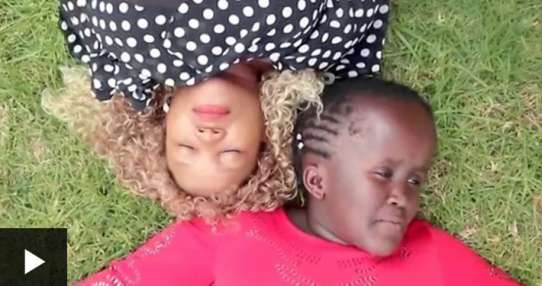Con solo 14 años, Angel Wanjiru empezó a cumplir su sueño.