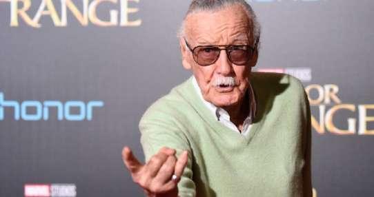 Stan Lee fue un legendario escritor, editor y editor de Marvel Comics. Foto: AFP
