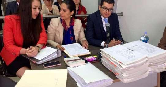 Nueva orden de prisión preventiva para Iván Espinel. Foto: Fiscalía Ecuador
