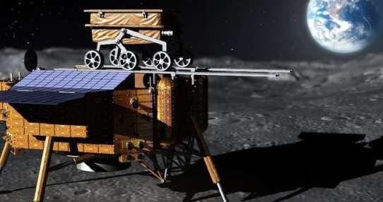 China lanza la primera nave para explorar la cara oculta de la Luna. Foto news.com.au.