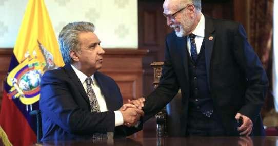 La proposición de Moreno y Trujillo es pasar de la figura del contralor a un tribunal. Foto: Twitter