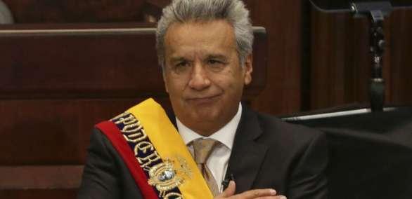 El primer mandatario participará de una serie de actividades el lunes 24 y martes 25 por las fiestas de Guayaquil. Foto: Voz de América