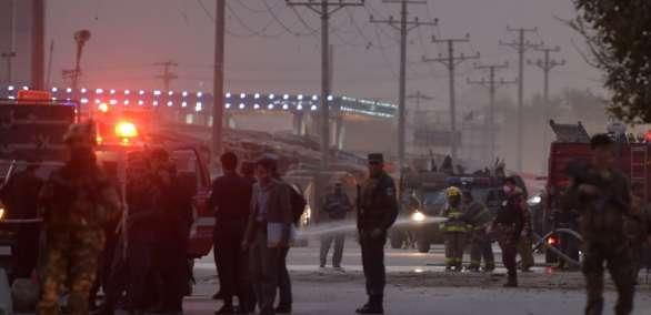 En cinco días siete ataques se registraron en Afganistán, de los cuales cinco contra las fuerzas de seguridad. Foto: AFP