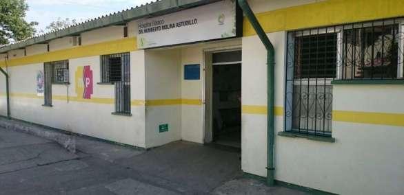 Áreas afectadas del hospital son: emergencias, vacunación, hospitalización y laboratorio. Foto: Salud