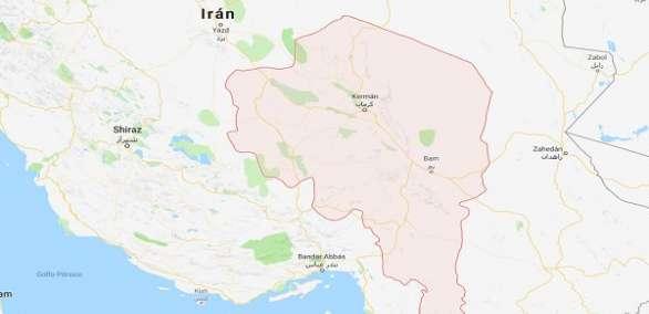 El foco sísmico estuvo localizado a 10km de profundidad y el epicentro estuvo ubicado en dos provincias del país. Foto:  @NTN24
