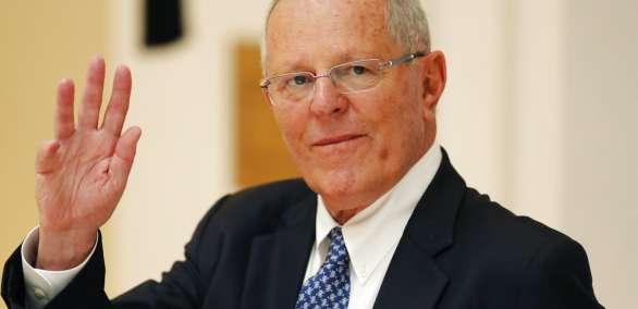 Mandatario es acusado de recibir dinero de Odebrecht por asesoría hace una década. Foto: AP