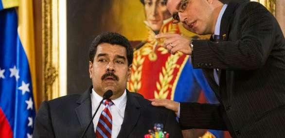 Venezuela.- El canciller del país bolivariano, Jorge Arreaza, manifestó que Nicolás Maduro evaluará la continuidad del diálogo con la oposición. Foto: internet