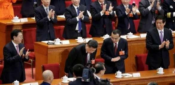 Hace unos días legisladores chinos aprobaran eliminar el límite de dos mandatos para su líder.