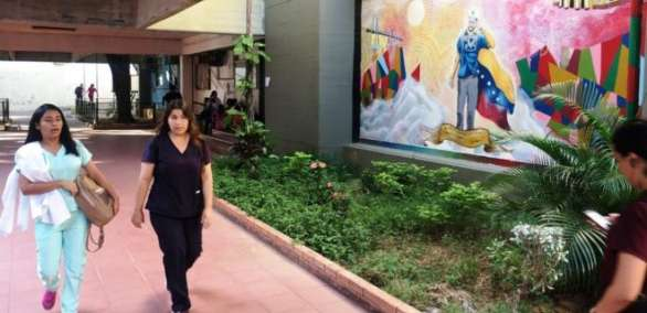 Solo en la Facultad de Medicina de LUZ están registrados al menos 600 ecuatorianos y colombianos.