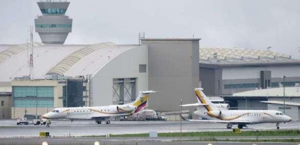 ECUADOR.- La Contraloría elaboró el informe borrador del uso de aviones presidenciales hasta 2017. Foto: Archivo