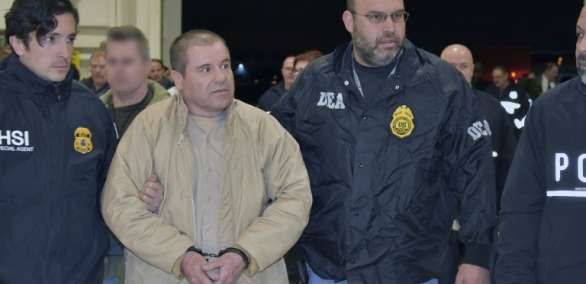 Así lo anunció Eduardo Balarezo, abogado del exjefe del cartel de Sinaloa. Foto: AFP
