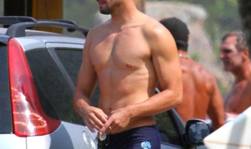 El actor brasileño Cauã Reymond.