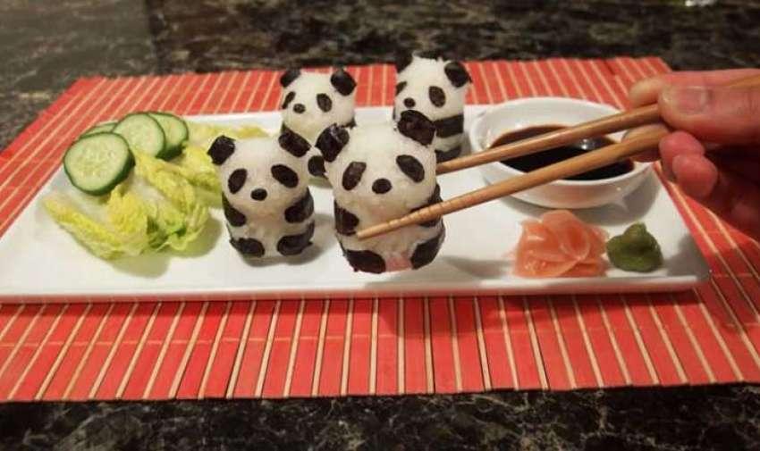 Pequeños pandas. Foto: Internet