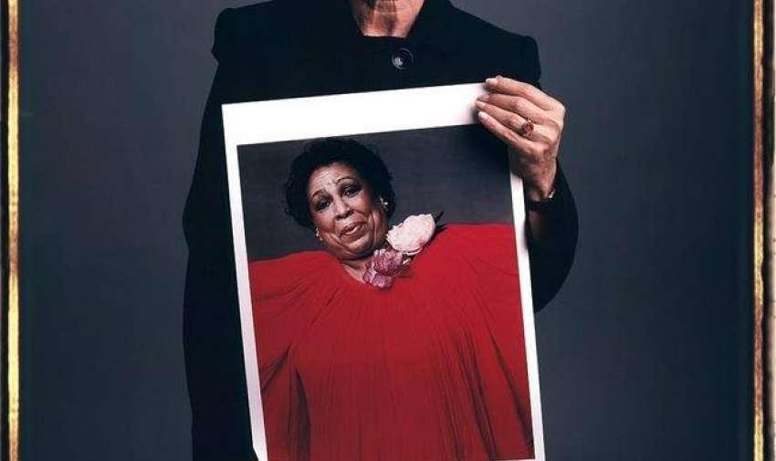 """Barbara Bordnick  """"En 1977 me encargaron crear un calendario con las grandes mujeres del jazz, que llamé 'Una canción que puedo ver' utilizando Polacolor de tamaño 8x10."""