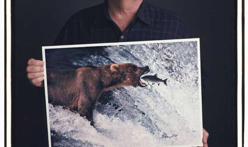 Thomas Mangelsen  Katmai National Park, Alaska, Julio de 1988.