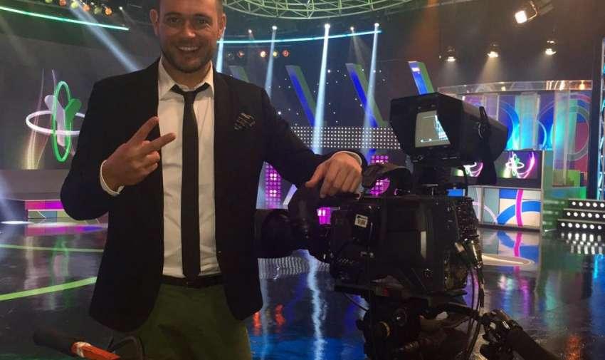 Agustín Belforte el presentador argentino que llegó al programa Yingo de Ecuavisa
