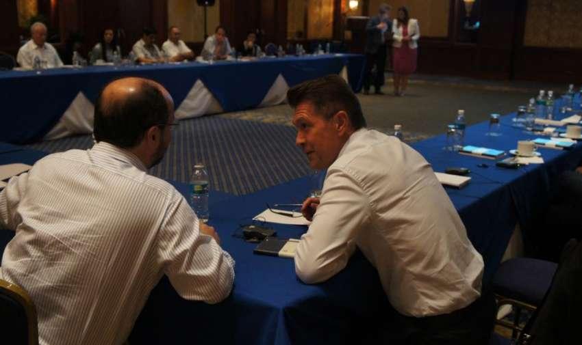 ECUADOR, Guayaquil.- Conversatorio de ENEX con sus aliados en América Latina. Fotos: Andrea López