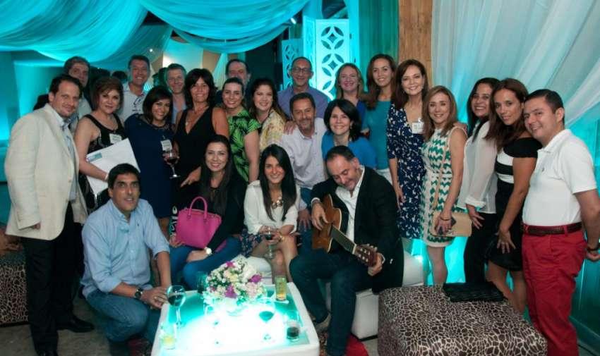 Miembros de la Asamblea Informativa Latinoamericana, durante el evento. Foto: Mauricio Torres