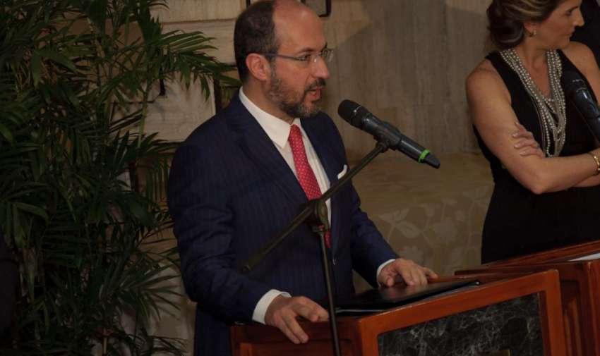Darío Patiño, director nacional de noticias. Foto: Mauricio Torres
