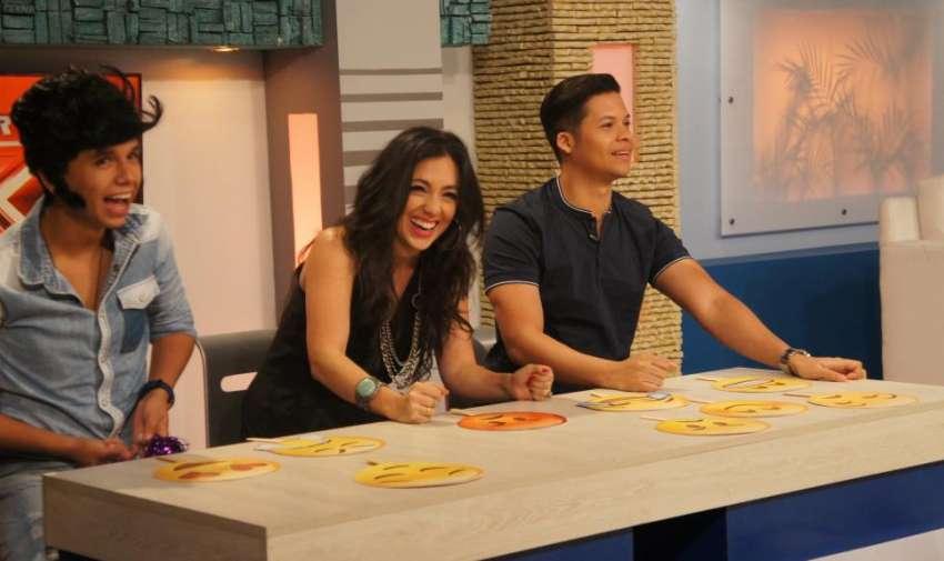 Maykel, Pamela y Jorge Luis, nos acompañarán desde este domingo por Ecuavisa, en la busqueda del Factor X en los niños. Foto: Ecuavisa