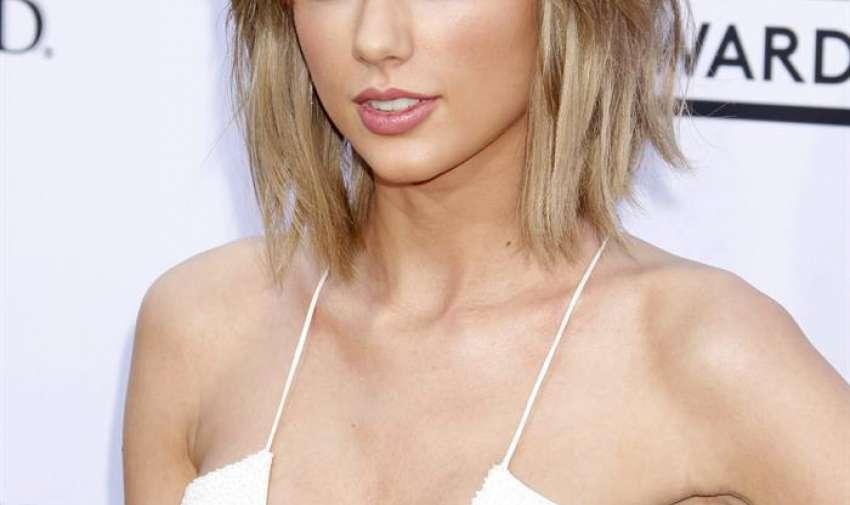 La cantante estadounidense, Taylor Swift, fue la gran ganadora de la noche en la entrega de premios Billboard Music Awards. EFE