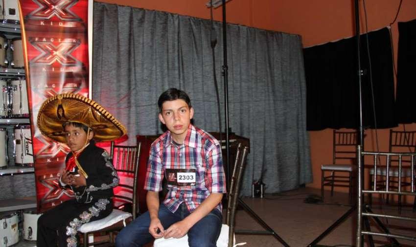 Llegó el tercer día de audiciones en Factor X Kids.
