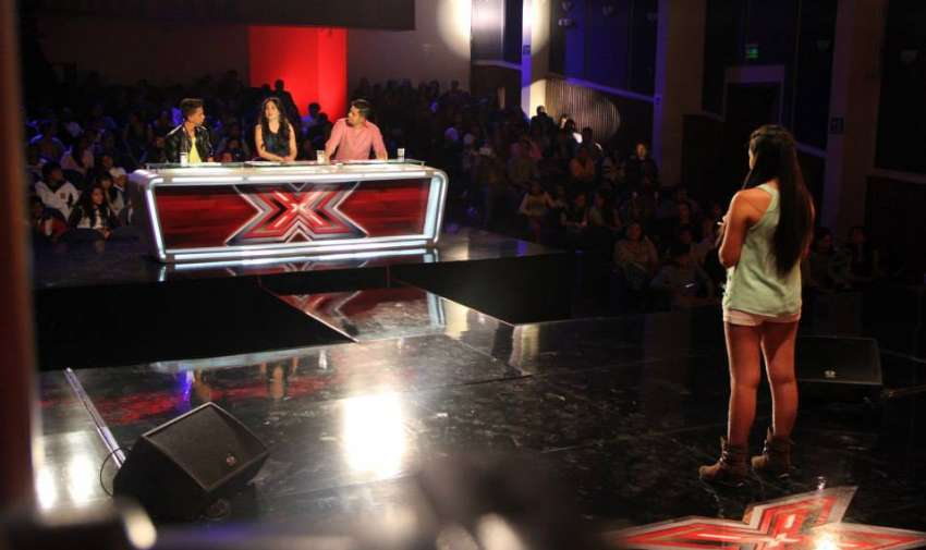 Algunos niños avanzan a la siguiente etapa de Factor X.