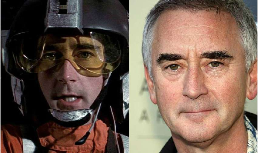 Wedge Antilles (Denis Lawson)