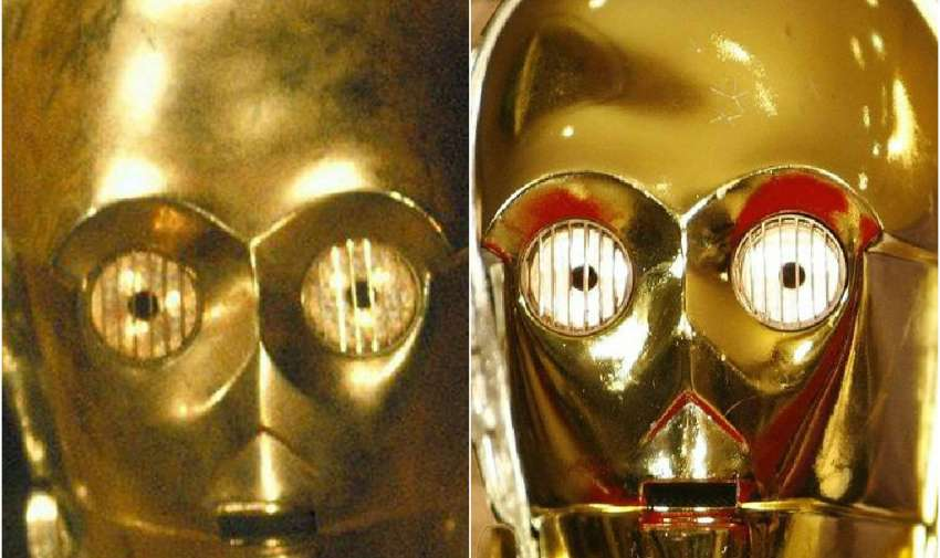 C-3PO (Anthony Daniels)